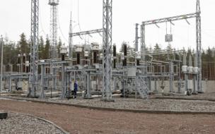 В Выборгском районе Ленобласти открылась самая современная подстанция