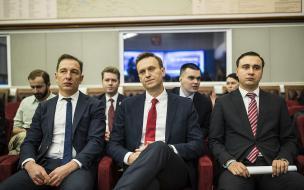 """Разработчик """"Новичка"""" извинился перед Навальным"""