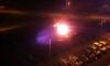 Волна автомобильных пожаров накрыла Невский, Выборгский, Калининский, Фрунзенский и Московский районы города