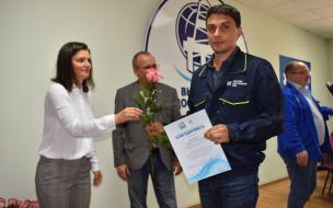 Выборгский судостроительный завод наградил своих лучших сотрудников