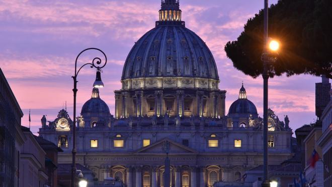 Папа Римский сообщил о новом Всемирном потопе