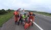 Петербургский путешественник добрался до Владивостока на инвалидной коляске