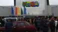 """В Петербурге эвакуировали обе """"Меги"""": шопинг не удался"""