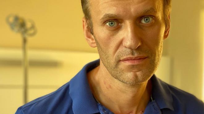 """Навального выписали из берлинской клиники """"Шарите"""""""