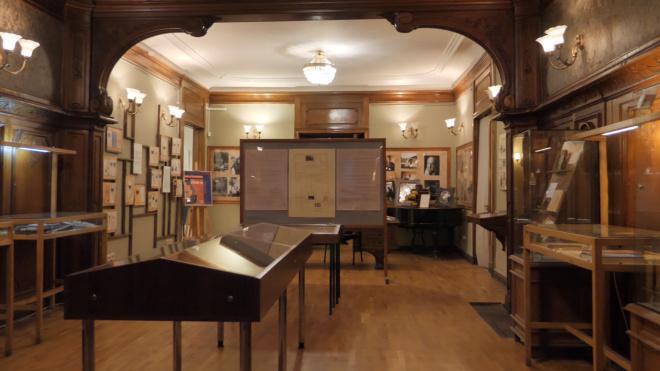 За лето Музей Набокова принял в три раза больше посетителей