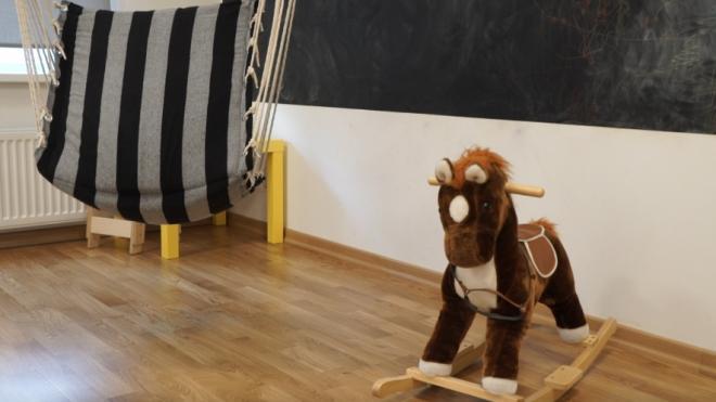В Выборгском районе с 15 апреля начинается комплектование детских садов