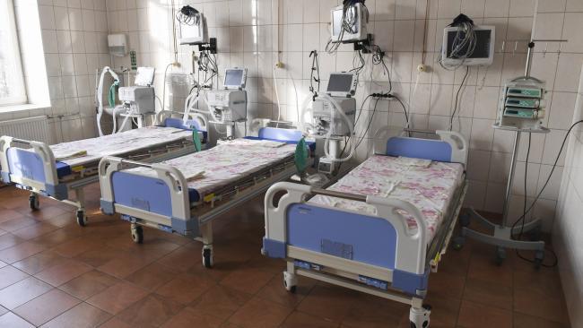 В Ленобласти с 25 января по 5 февраля число ковид-коек сокращено более чем на 1100