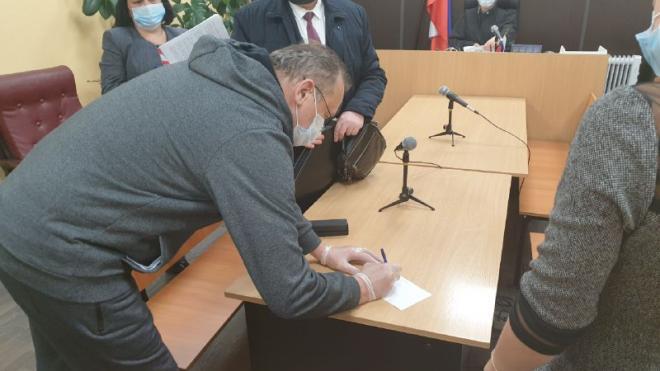 Суд счел голословными аргументы следствия против Геннадия Орлова для заключения под стражу