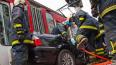 BMW насмерть сбил ребенка на тротуаре