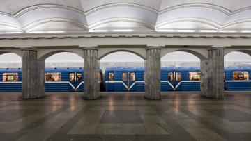 В метро появятся двухуровневые вестибюли на станциях ...