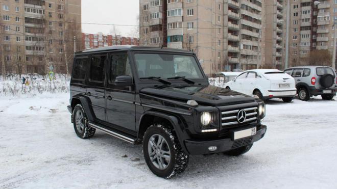 """Петербуржец продает автомобиль из телесериала """"Мажор"""" за 4 млн"""