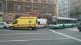 На углу Восстания и Кирочной автобус переехал пьяную ...