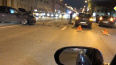 Массовая авария спровоцировала страшную пробку в Кировск...