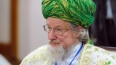 Мусульмане РФ молятся за пострадавших в терактах и клейм...