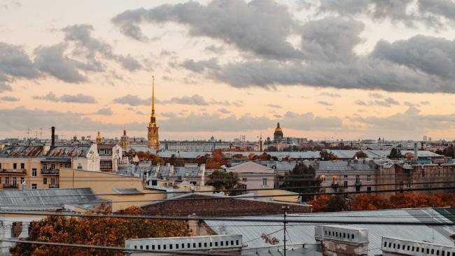 В Петербурге состоялось награждение директоров лучших УК города