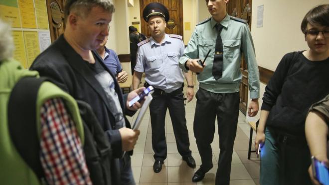 """Журналиста """"Медиазоны"""" обвинили в неисполнении распоряжения пристава"""