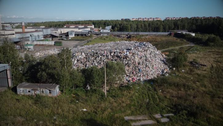 До конца мая Кировский район Петербурга очистят от 17 незаконных свалок