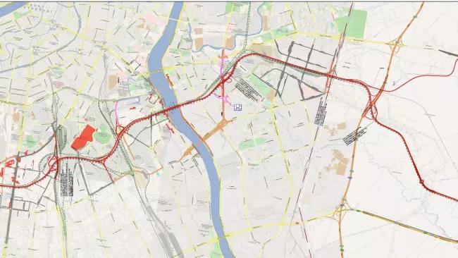 Губернатор Петербурга и глава ВТБ рассмотрели сотрудничество в строительстве метро и Широтной магистрали