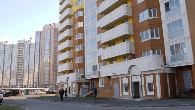 Приморский район занял первое место среди лидеров по вводу жилья в январе