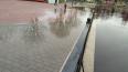 В Луге после разлива реки продолжает подниматься уровень...