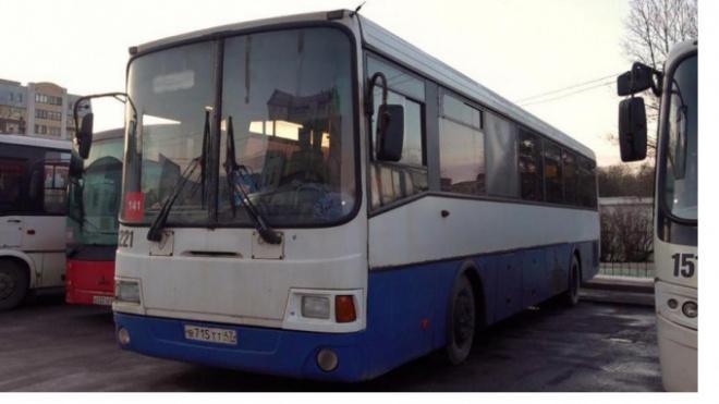 Автобус № 141 от Каменногорска до Выборга меняет расписание