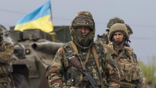 Украинская армия продолжает нагнетать обстановку