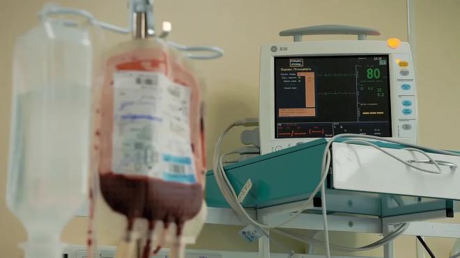 В Петербурге освободилось порядка 1700 мест для больных с коронавирусом