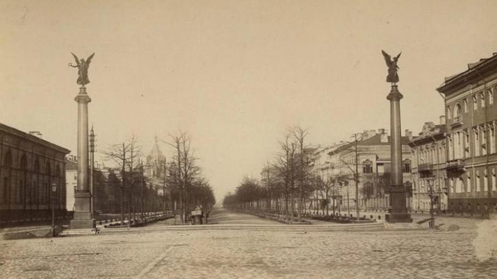 Единое пешеходное пространство может вновь появиться в Центральном районе Петербурга
