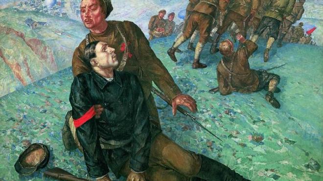 В Русском музее выставят около 250 работ Петрова-Водкина