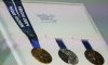 Петербуржцам показали медали сочинской Олимпиады