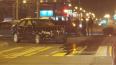Mercedes и Bentley столкнулись на перекрестке Косыгина ...