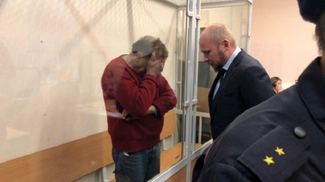 В Петербурге дело историка Соколова будут слушать в открытом режиме