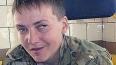 Оскорбительное поведение Надежды Савченко на суде ...