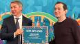 Константин Хабенский стал послом Евро-2020 в Петербурге