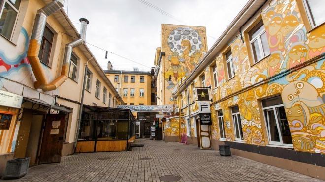 В Петербурге откроют два новых креативных пространства