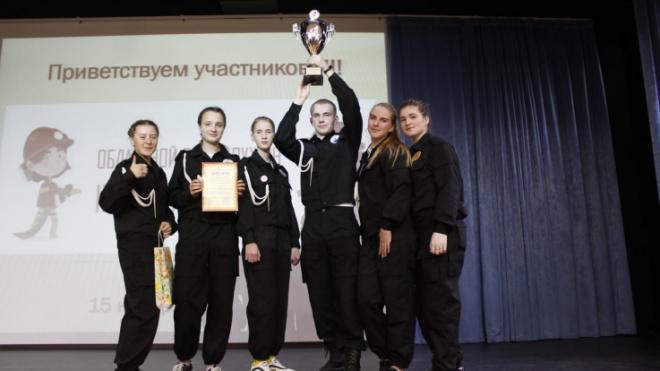 В Ленинградской области среди юных пожарных выбрали лучшие коллективы