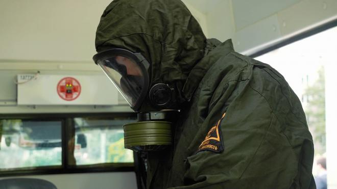 Почти 33% коек для заболевших коронавирусом доступно в Петербурге