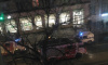 """На проспекте Елизарова в """"Сбербанке"""" горела мусорная корзина: людей эвакуировали"""