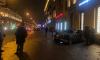 На проспекте Стачек иномарка врезалась в отечественный автомобиль