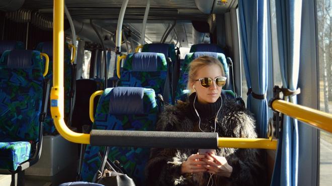 В ноябре в Петербурге несколько автобусов прекратят следовать