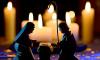 ОколоКазанского собора установили кукольную сцену рождения Иисуса Христа