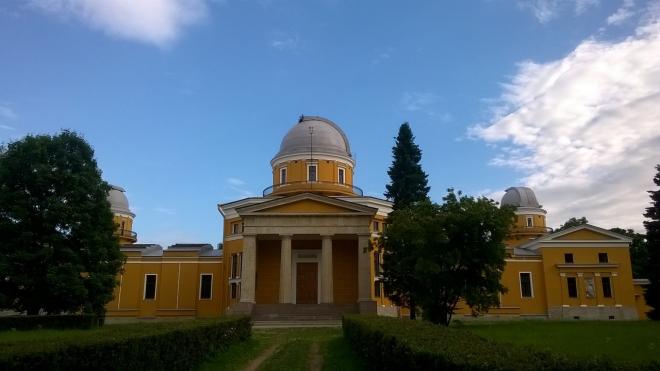 Пулковская обсерватория закрывается из-за строительства ЖК