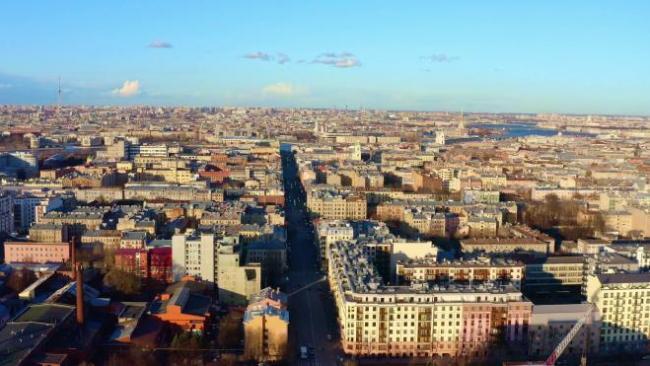 За год в Петербурге построят 30 социально-значимых объектов