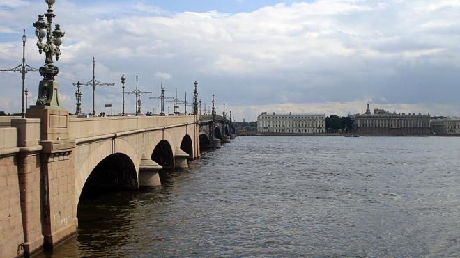 Жителям Санкт-Петербурга расскажут 50 фактов о Троицком мосте