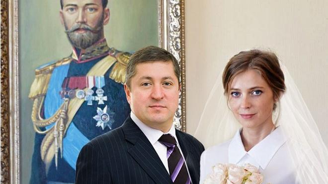 Наталья Поклонская и Иван Соловьев: тайная свадьба, как познакомились