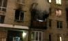 В Петербурге за сутки произошло три пожара
