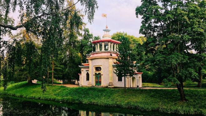 Парки в Петербурге пока не планируют открывать