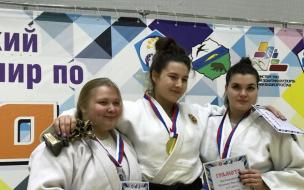 Спортсменка из Выборга завоевала золото на Кубке Европы по дзюдо