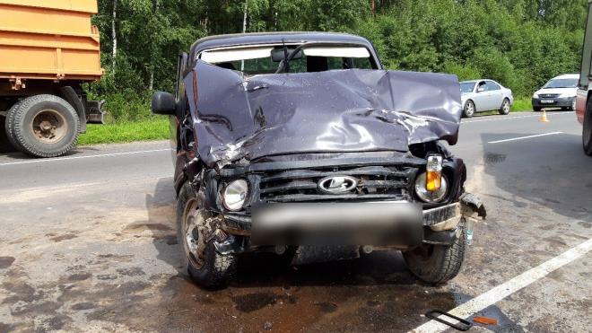 Под Тверью 16-летний водитель устроил ДТП с 3 пострадавшими