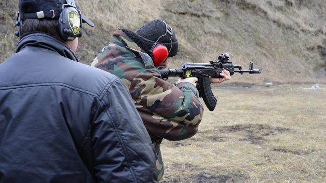 Во Владимирской области контрактник случайно застрелил сослуживца